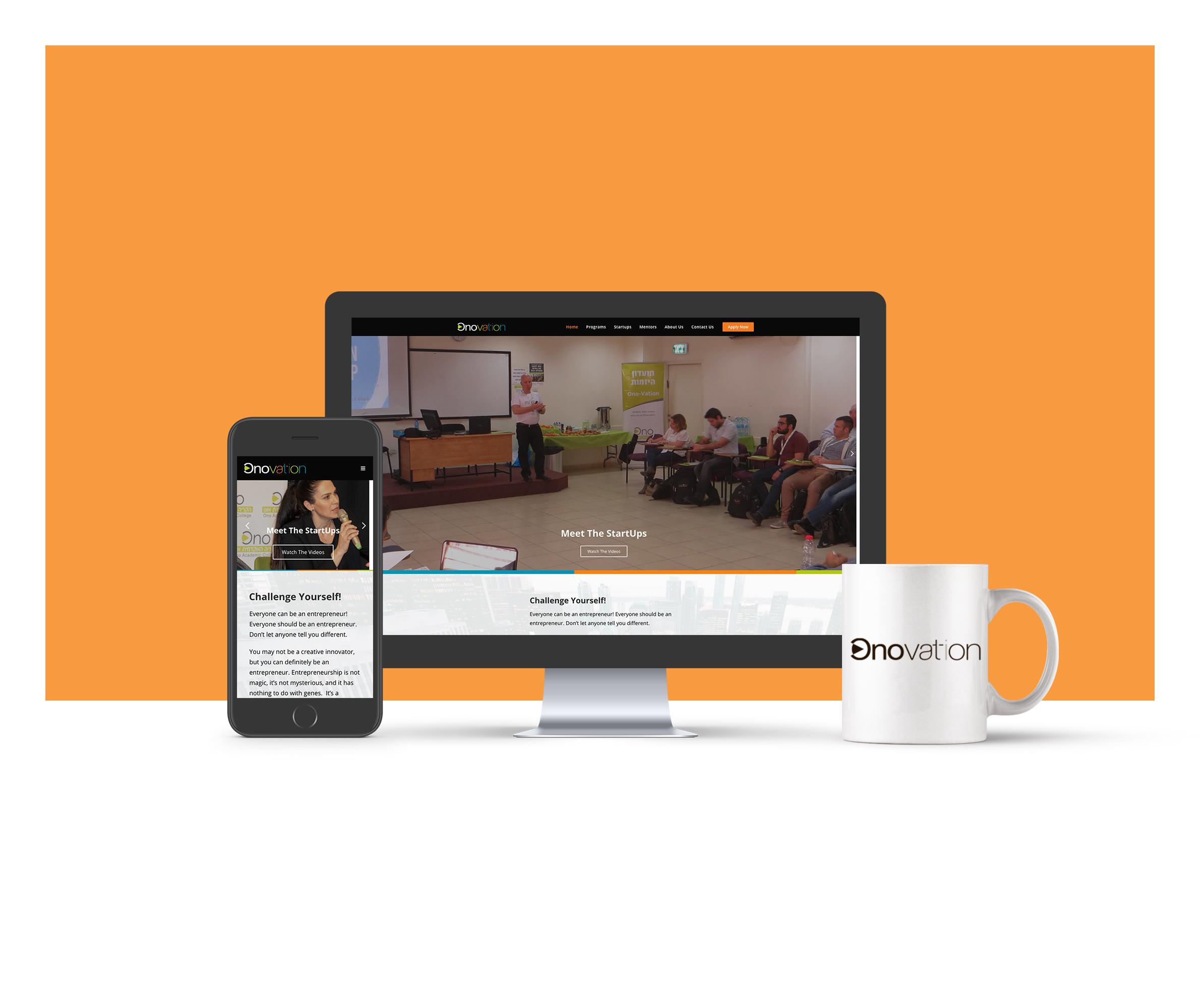 Onovation – מרכז יזמות